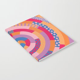 Summer Hues Notebook