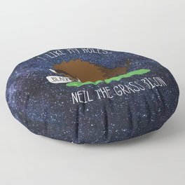 Neil deGrasse Tyson Floor Pillow
