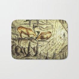 Rock Shelter Reindeer Bath Mat