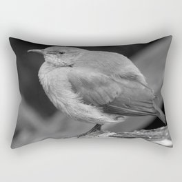 Bird - Furnarius Rufus Rectangular Pillow
