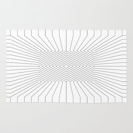 Perspective Hole 2 Rug