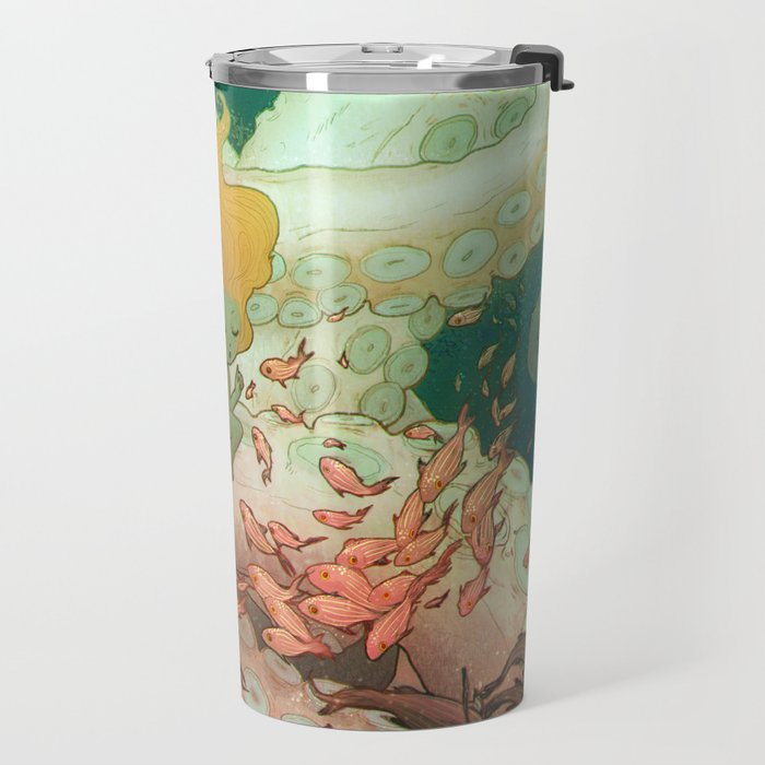 Listen To Me And I'll Tell You A Story Travel Mug