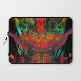 Atomic Psychedelia Laptop Sleeve