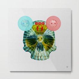 Fukushima - mon amour 2013 · shine on you crazy mankind Metal Print