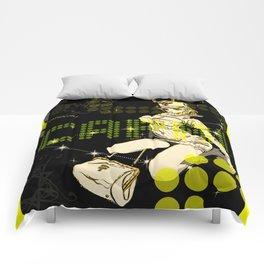 RETRO POP / CAPRI LEMON Comforters