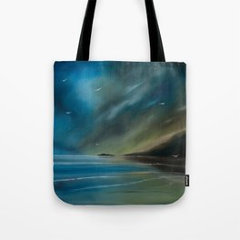 Born on the wind. Tote Bag