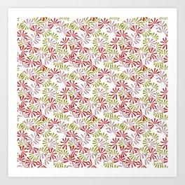 Cinnamon Bonsai Art Print