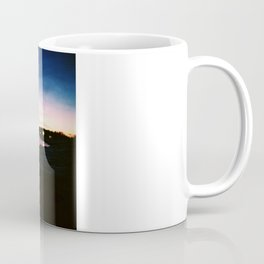 Snowy Sunset Coffee Mug