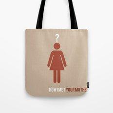 How I Met Your Mother - Minimalist Tote Bag
