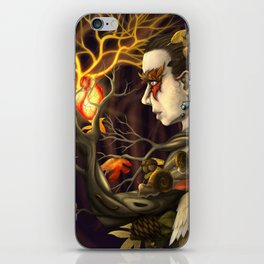Heart of the Forest iPhone Skin