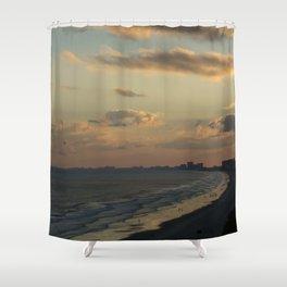 NMB Sunset Shower Curtain