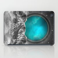 stargate iPad Cases featuring Fade Away (Lunar Eclipse) by soaring anchor designs