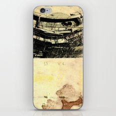moodboard No.12 iPhone Skin
