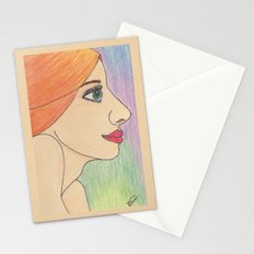 Irish Eyes Stationery Cards