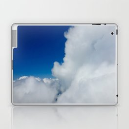 Flying in the Clouds Laptop & iPad Skin