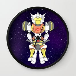 Chromedome & Rewind S1 Wall Clock