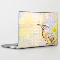birdy Laptop & iPad Skins featuring Birdy by Nett Designs