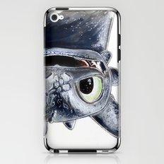 Toothless (Upside Down) iPhone & iPod Skin