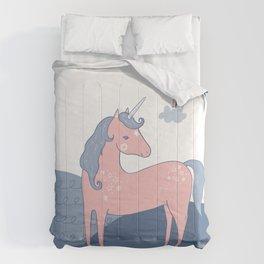Unicorn hills Comforters