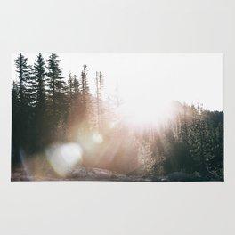Sunny Forest III Rug