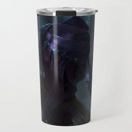 Assassin Update Promo Art League Of Legends Travel Mug