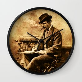 Sketcher Wall Clock