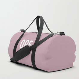 Ope Color Duffle Bag