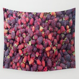 Berries in Paloquemao - Bayas en Paloquemao Wall Tapestry