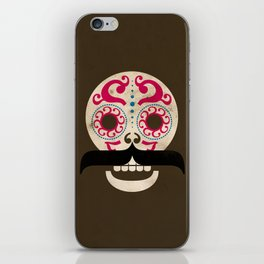 Calaca (1) iPhone Skin