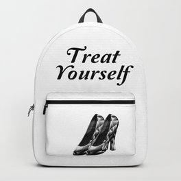 Treat Yourself Backpack
