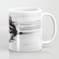 seashell Mugs featuring Seashell III  by Mich Li