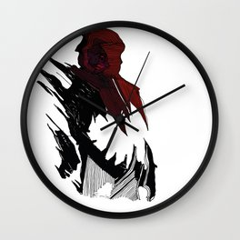 peter rumancek Wall Clock