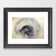 Macro World Framed Art Print