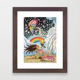 The Chalice Framed Art Print