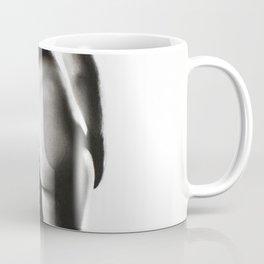 Nude Woman Charcoal Study 45 Coffee Mug