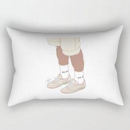 Sneakers Air Max 1 Rectangular Pillow