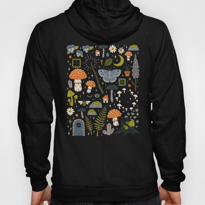 Fairy Garden Hoody