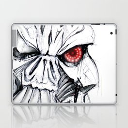 Futuristic Cyborg 7 Laptop & iPad Skin