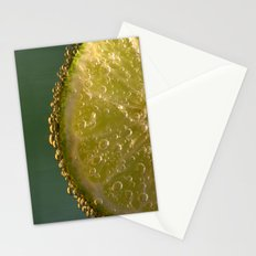 Lime! Stationery Cards