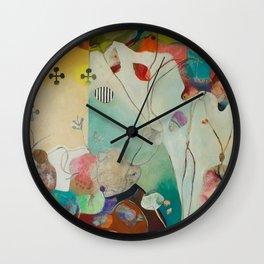 Birdsongs Wall Clock