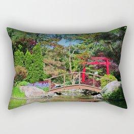 Walk Me Home Rectangular Pillow
