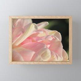 Spring Flower Feilds Framed Mini Art Print
