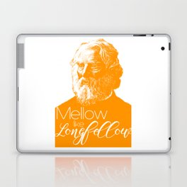Mellow like Longfellow Laptop & iPad Skin