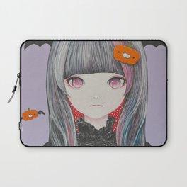 Pumpkin Nightmare Laptop Sleeve