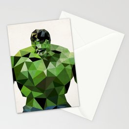 Polygon Heroes - Hulk Stationery Cards