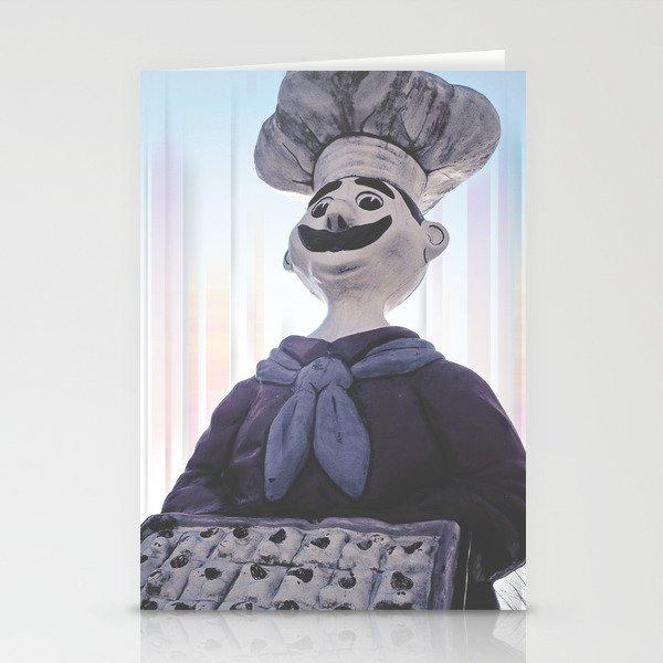 Mama Mia Stationery Cards