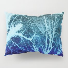 """ Trees In Winter "" Pillow Sham"