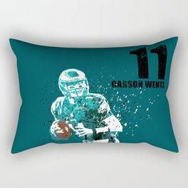 SPORTS ART - WENTZ Rectangular Pillow