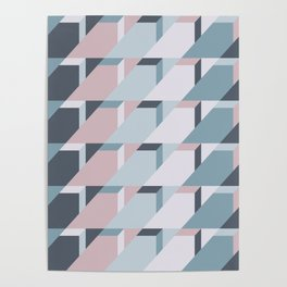 Nordic Winter #society6 #nordic #pattern Poster