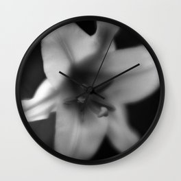 Botanica Obscura #2 Wall Clock